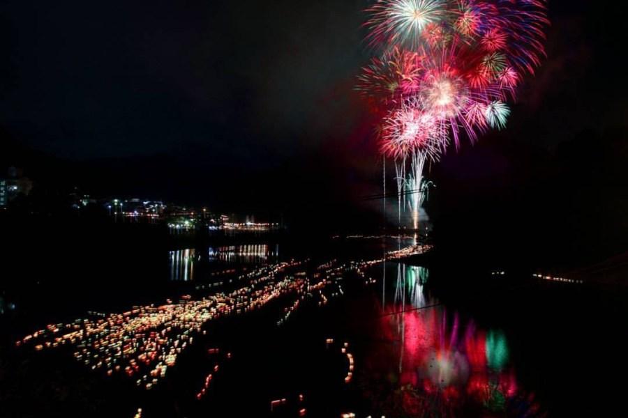 奥物部湖湖水祭|Photo by @nakkuan89