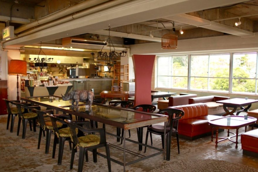 眺めのいいカフェ パノラマ|via:Joe Lee