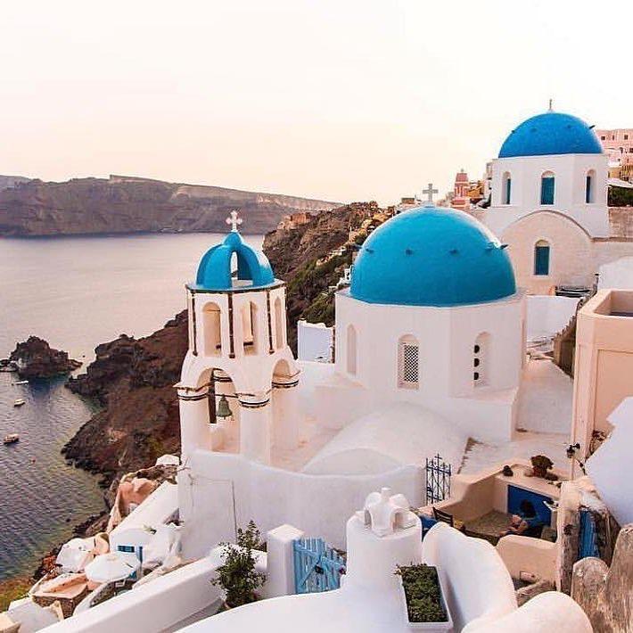 ギリシャ・サントリーニ島