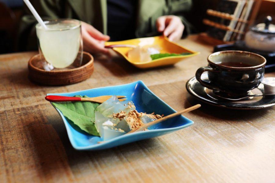 中土佐町の古民家カフェ「茶房 古久家」