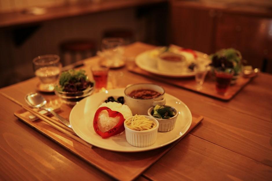 高知市大津のカフェ リアン(Cafe le lien)