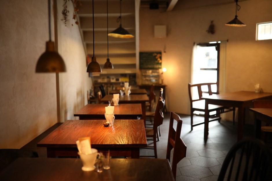 テュケ(Tuche)|高知市南はりやま町のアンティークカフェ。