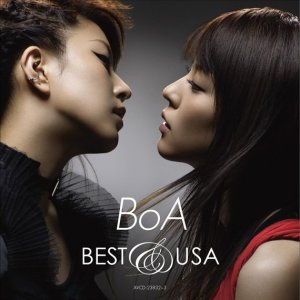 [Album] BoA – BEST&USA [MP3/320K/ZIP][2009.03.18]