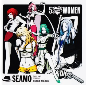 SEAMO - 5♥WOMEN
