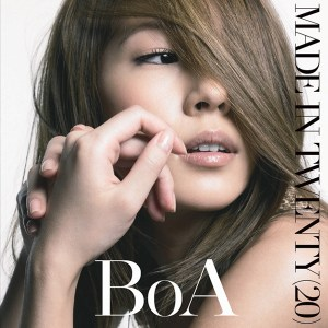 BoA - MADE IN TWENTY (20) (Regular Edition)