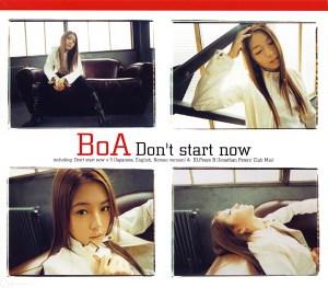 BoA - Don't start now