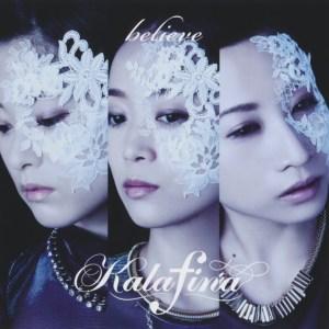 [Single] Kalafina – believe [MP3/320K/RAR][2014.11.19]