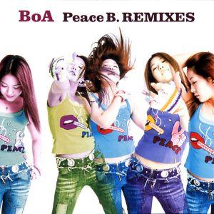 [Album] BoA – Peace B.REMIXES [MP3/320K/ZIP][2002.05.29]