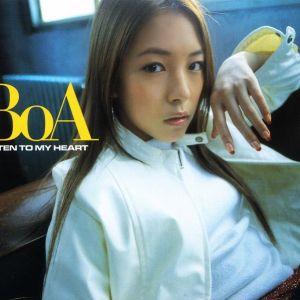 [Album] BoA – LISTEN TO MY HEART [MP3/320K/ZIP][2002.03.13]
