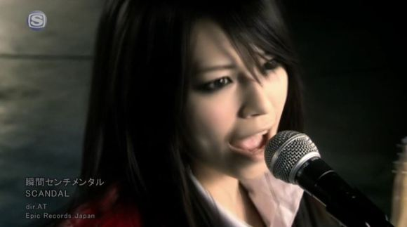 SCANDAL - 「Shunkan Sentimental」 [1080p] SSTV HD]