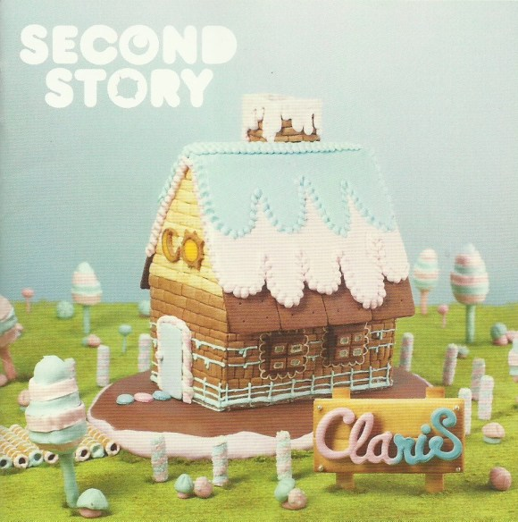 ClariS - SECOND STORY