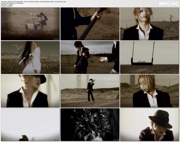 the GazettE - Chizuru~Original Version~ [480p]  Vorbis]