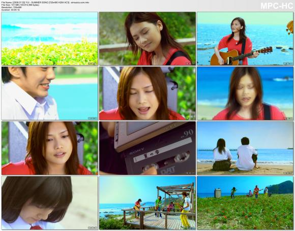 YUI - SUMMER SONG [480p]  AC3]