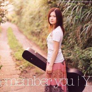 YUI – I remember you [Single]