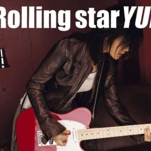 YUI – Rolling star [Single]