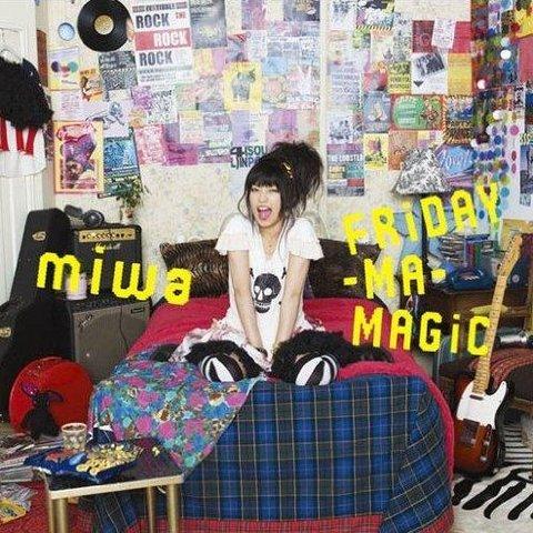 miwa - FRiDAY-MA-MAGiC
