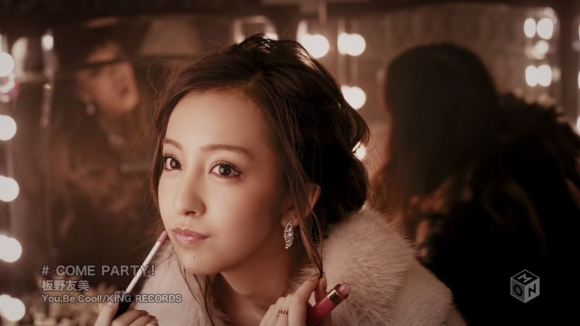 Tomomi Itano - COME PARTY! [720p]  AAC]