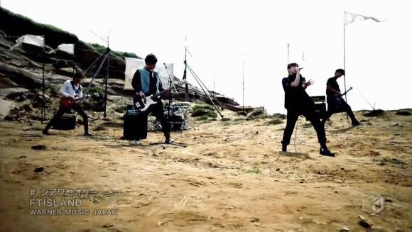 Download FTISLAND - Shiawase Theory [720p]   [PV]