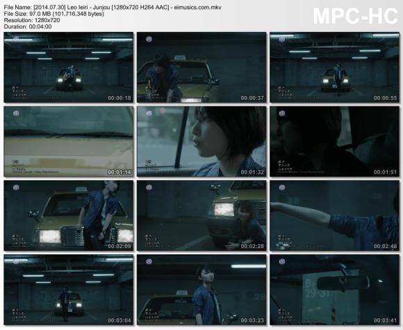 Download Leo Ieiri - Junjou [720p]   [PV]