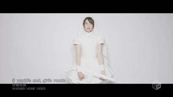 Download Kanon Wakeshima - world's end, girl's rondo [720p]   [PV]