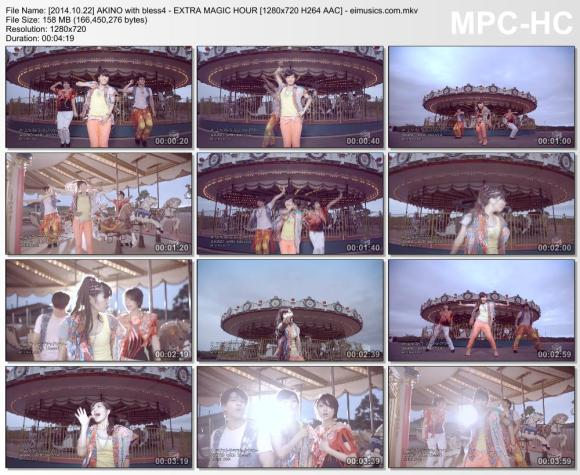 Download AKINO with bless4 - EXTRA MAGIC HOUR [720p]   [PV]