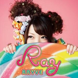 RAY – RAYVE [Album]