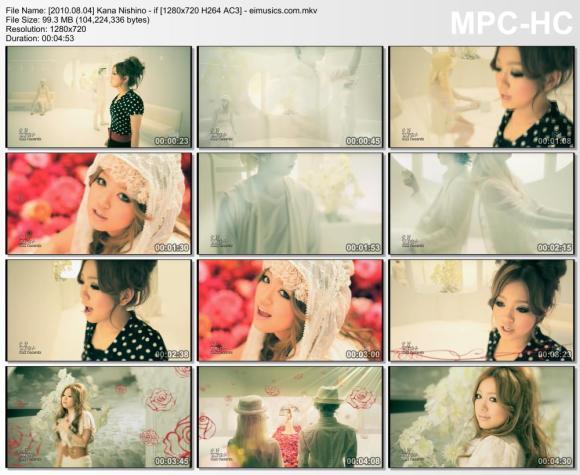 Download Kana Nishino - kimitte [720p]   [PV]