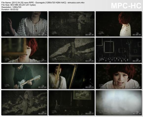 Download nano.RIPE - Esoragoto [720p]   [PV]