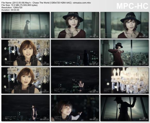Download May'n - Chase The World [720p]   [PV]