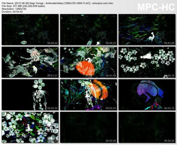Download Nagi Yanagi - Ambivalentidea [720p]   [PV]