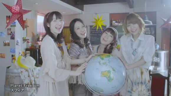 Download Sphere - Planet Freedom [720p]   [PV]