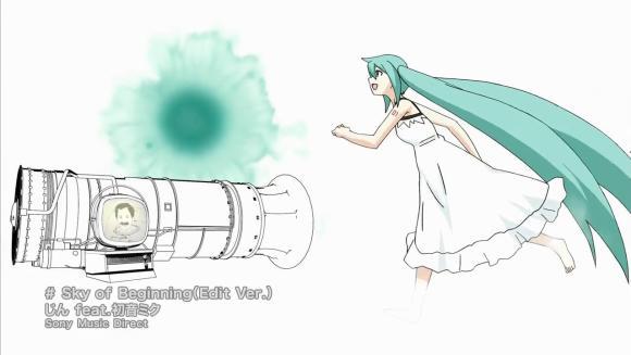 Download Jin feat. Hatsune Miku - Sky of Beginning (Edit Ver.) [720p]   [PV]