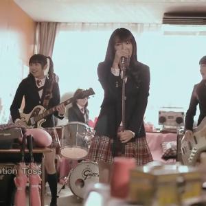 Download Sakura Gakuin - My Graduation Toss [1280x720 H264 AAC] [PV]