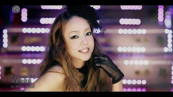 Download Namie Amuro - Big Boys Cry [720p]   [PV]