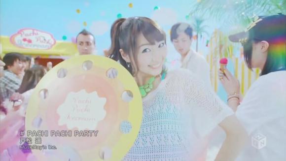 Download Haruka Tomatsu - PACHI PACHI PARTY [720p]   [PV]