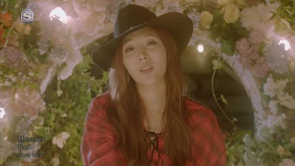 Download BoA - Message [720p]   [PV]