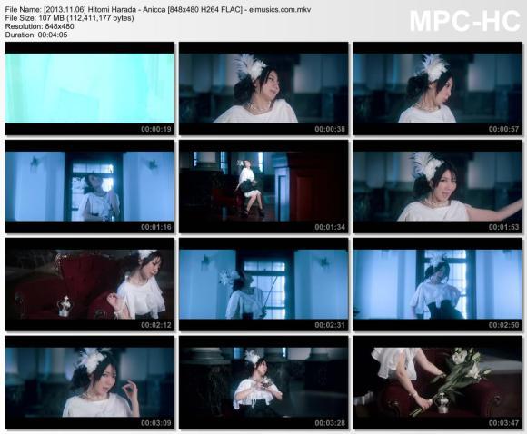 Download Hitomi Harada - Anicca [480p]   [PV]