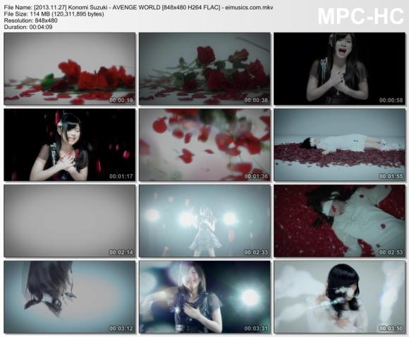 Download Konomi Suzuki - AVENGE WORLD [480p]   [PV]