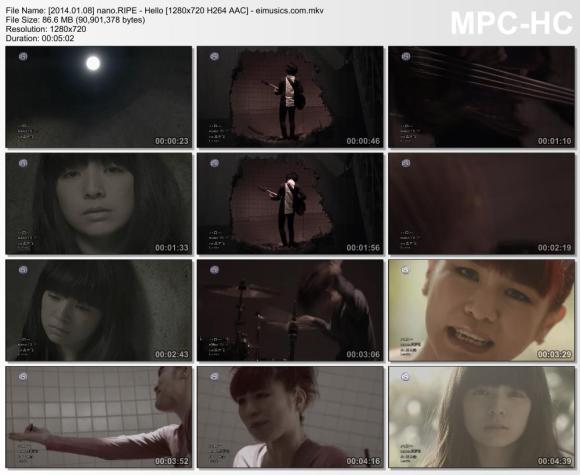 Download nano.RIPE - Hello [720p]   [PV]