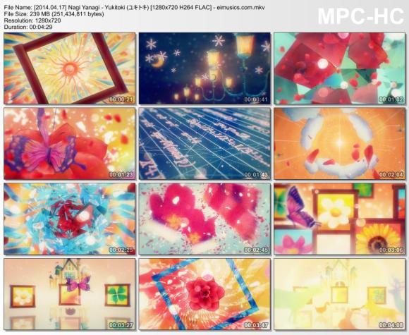 Download Nagi Yanagi - Yukitoki (ユキトキ) [720p]   [PV]