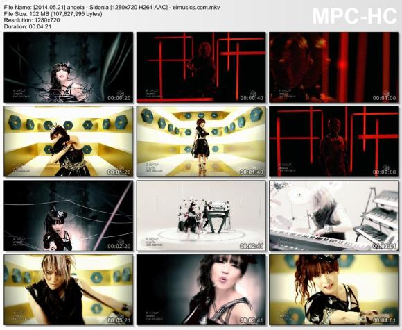 Download angela - Sidonia [720p]   [PV]
