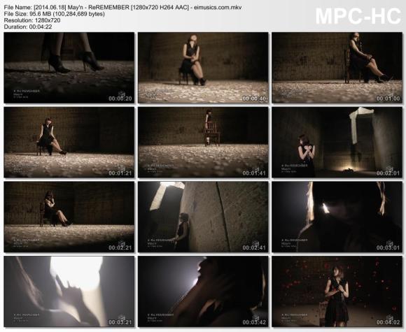 Download May'n - Re:REMEMBER [720p]   [PV]
