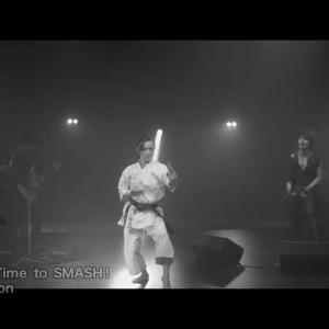 Download T.M.Revolution - Tsuki Yabureru - Time to SMASH ! [1280x720 H264 AAC] [PV]