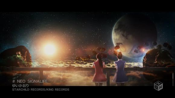 Download YuiKaori - NEO SIGNALIFE [720p]   [PV]