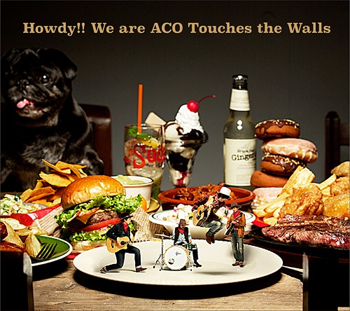Download NICO Touches the Walls - Howdy!! We Are Aco Touches The Walls [Album]