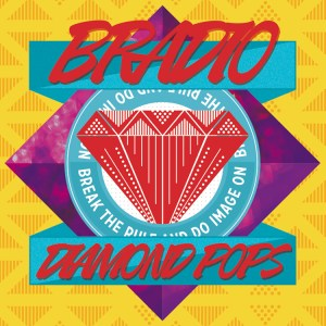 Download BRADIO - Diamond Pops [Mini Album]