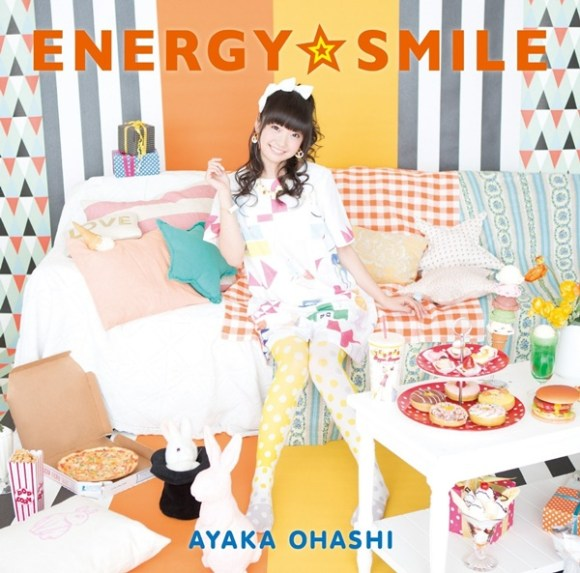 Download Ayaka Ohashi - ENERGY☆SMILE [Single]