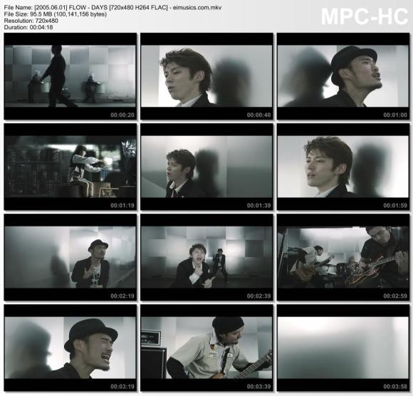 Download FLOW - DAYS [480p]   [PV]