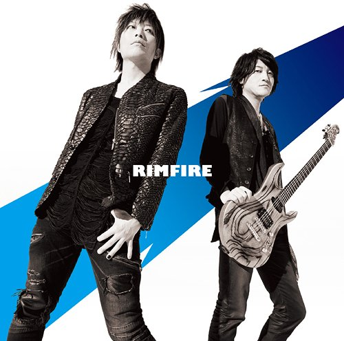Download GRANRODEO - RIMFIRE [Single]