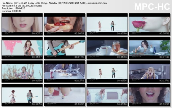 Download Every Little Thing - ANATA TO [720p]   [PV]